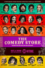 The Comedy Store - Poster
