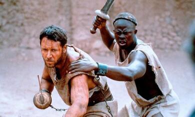 Gladiator mit Russell Crowe und Djimon Hounsou - Bild 2