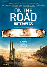 On the Road - Unterwegs - Poster