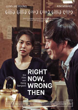 Right Now, Wrong Then - Poster