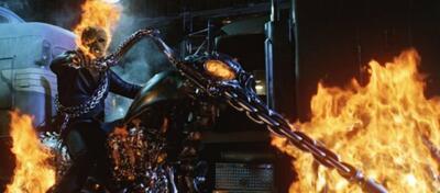 Nicolas Cage als Ghost Rider
