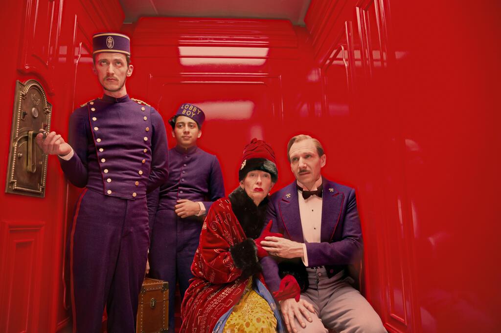 Grand Budapest Hotel Trailer Deutsch Hd