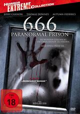 666 - Paranormal Prison - Poster