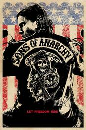 Sons of Anarchy - Poster