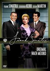 Dreimal nach Mexiko - Poster