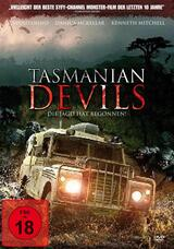 Tasmanian Devils - Die Jagd hat begonnen! - Poster