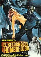 The Werewolf - Poster