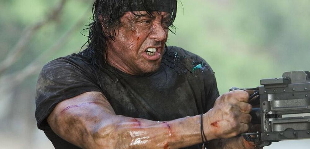 Rambo 5: Viele Menschen werden verletzt, verspricht Sylvester Stallone
