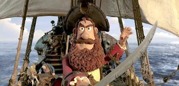 Bild zu:  Der durchgeknetete Piratenkapitän