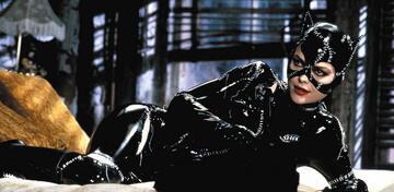 Unübertroffen: Michelle Pfeiffer als Catwoman