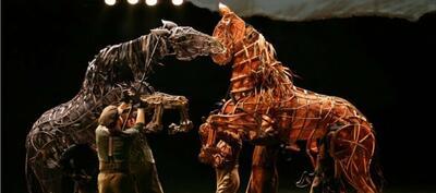 War Horse als Theaterstück