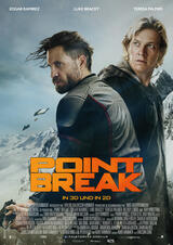 Point Break - Poster