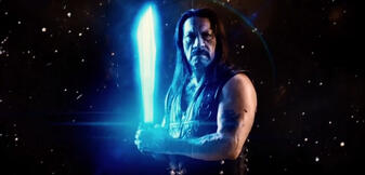 Machete Kills Again ... In Space
