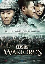 The Warlords - Poster