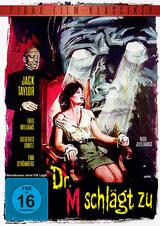 Dr. M schlägt zu - Poster