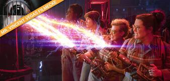 Ghostbusters 2016: Melissa McCarthy, Kate McKinnon, Kristen Wiig und Leslie Jones