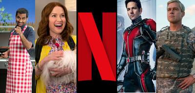 Das Netflix-Programm im Mai