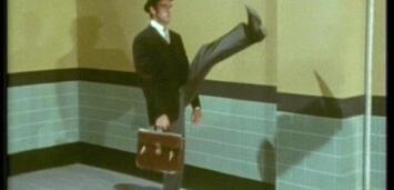 Bild zu:  Der Erfinder des Silly Walk, John Cleese