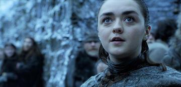 Arya ist jetzt wieder jemand