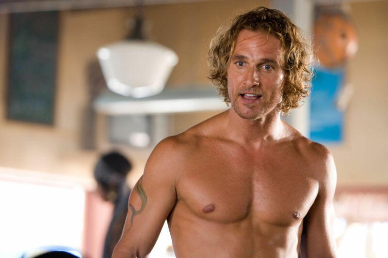 Ein Schatz zum Verlieben mit Matthew McConaughey