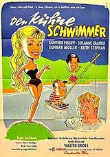 Der kühne Schwimmer vom Alpensee - Poster