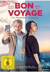 Bon Voyage - Ein Franzose in Korea Poster