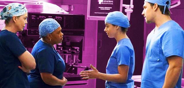 Grey\'s Anatomy: Wir erklären die Abschiebung aus der Serie News ...