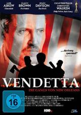 Vendetta - Die Gangs von New Orleans - Poster
