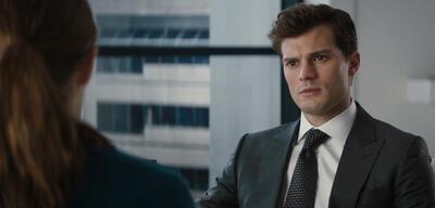 Jamie Dornan in Fifty Shades of Grey