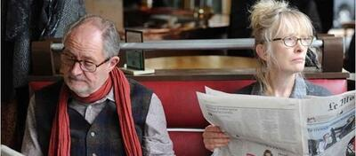 Jim Broadbent und Linday Duncan in Le Week-End