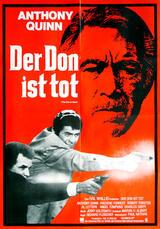 Der Don ist tot - Poster