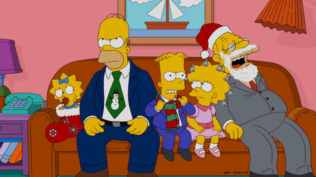 Die Simpsons - Staffel 23