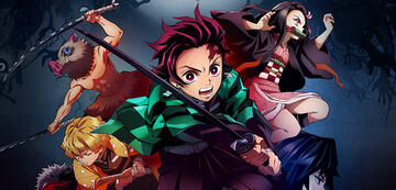 Demon Slayer (Key Visual)