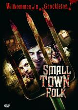 Small Town Folk - Poster