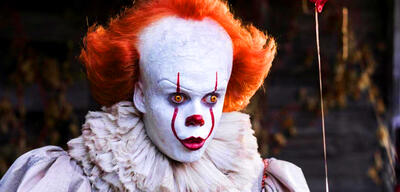 Pennywise in Es 1