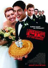 American Pie - Jetzt wird geheiratet - Poster