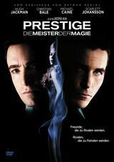 Prestige - Die Meister der Magie - Poster
