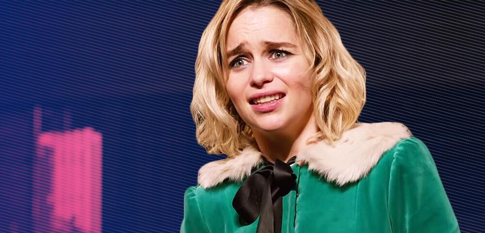 Game of Thrones-Star Emilia Clarke singt Last Christmas im Trailer zu neuem Film