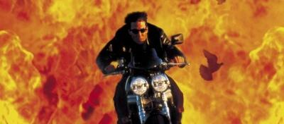 Tom Cruise in Mission: Impossible II