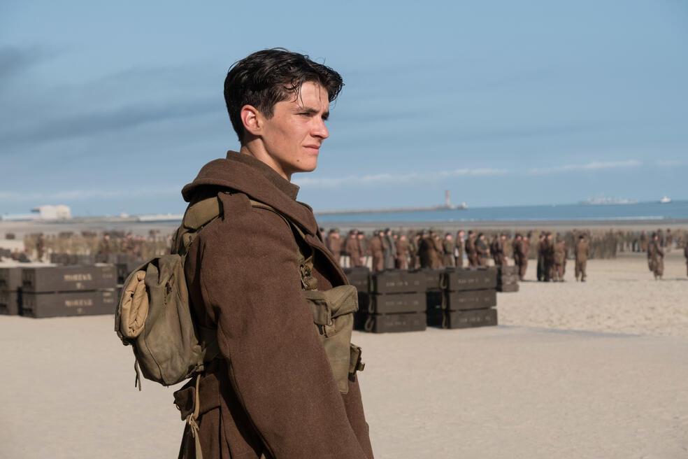 Dunkirk mit Fionn Whitehead