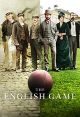 The English Game - Poster
