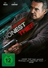 Honest Thief - Poster