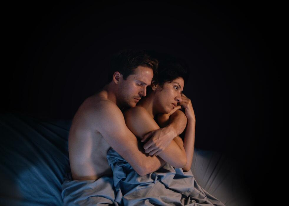 The Light of the Moon mit Stephanie Beatriz und Michael Stahl-David