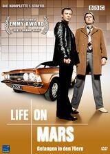 Life on Mars - Gefangen in den 70ern - Poster