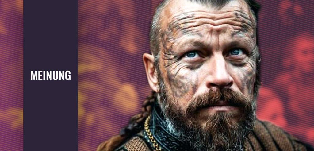 Vikings mitPeter Franzén