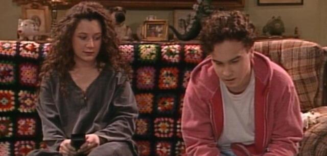 Roseanne: Darlene und David