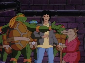 Teenage Mutant Hero Turtles - Staffel 10