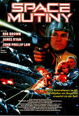 Space Mutiny - Poster