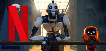 Bild zu:  Love, Death & Robots