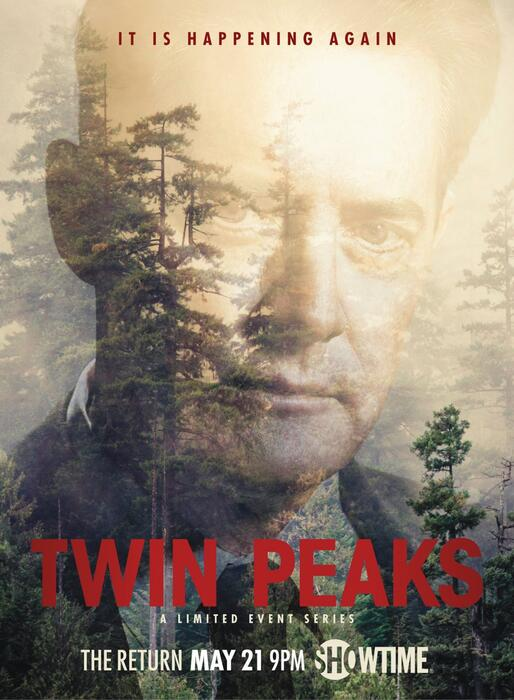 Twin Peaks Pilot Stream